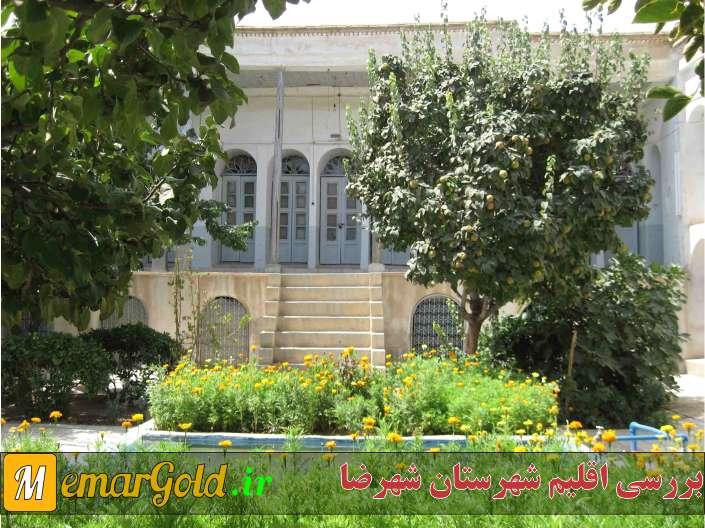بررسی اقلیم شهر رضا