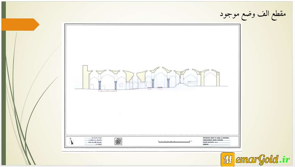 مرمت حمام حسن خان کرمانشاه