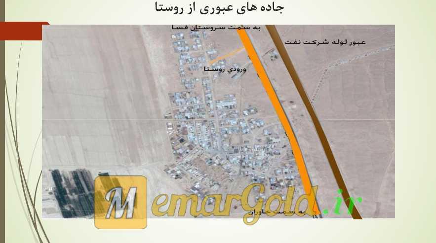 پروژه روستای نظرآباد
