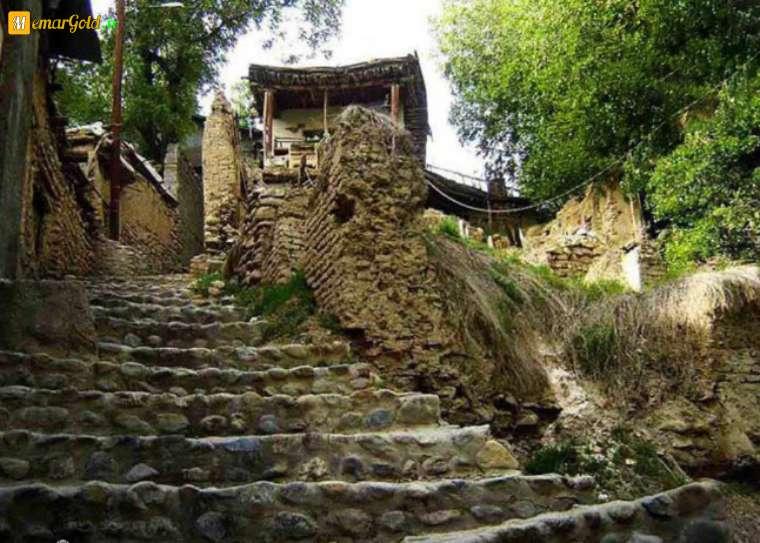 روستای کریک درس روستا