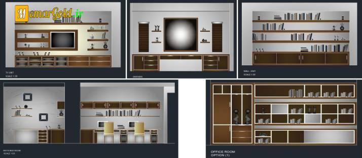 طراحی داخلی خانه مسکونی