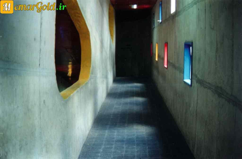 نمایی از داخل ساختمان دبیرخانه