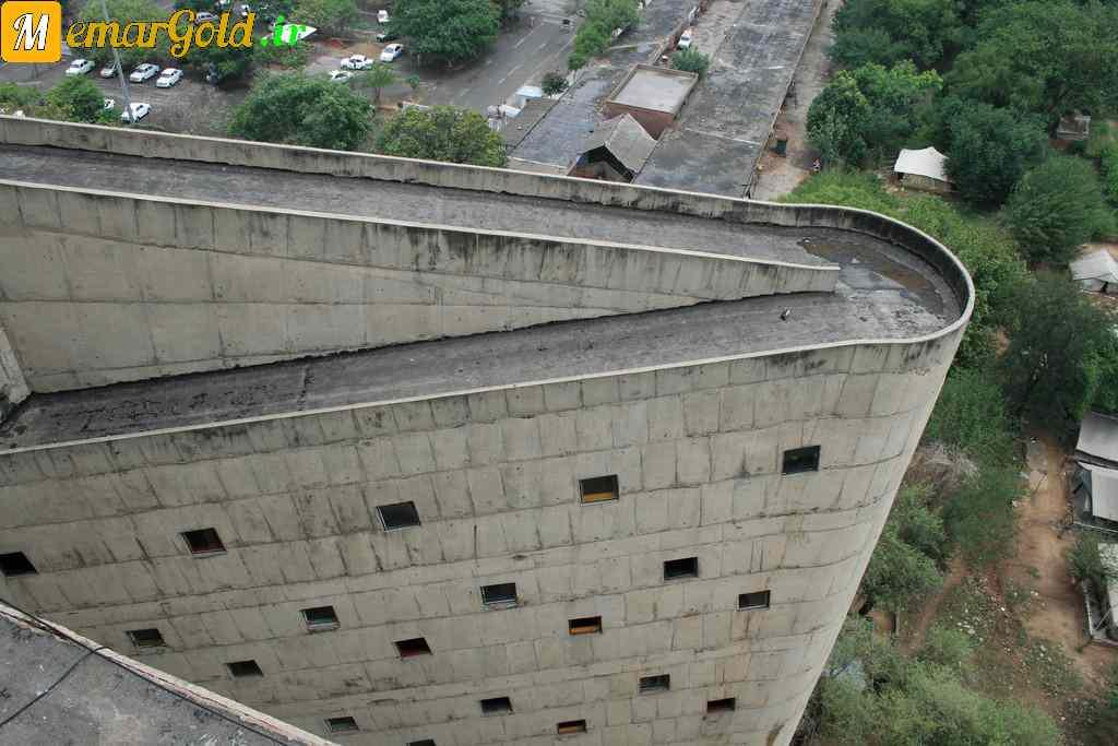 ساختمان سکرتریت