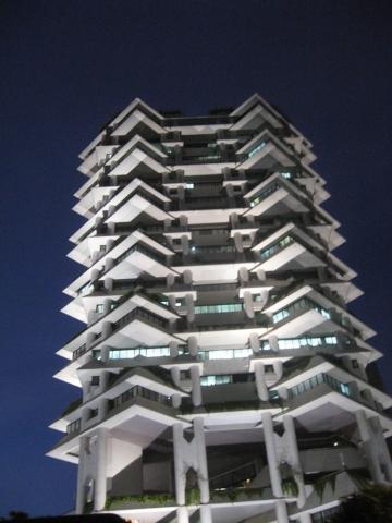 برج دفتر Wisma Dharmala Sakti
