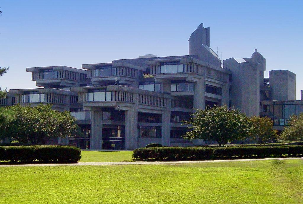 کتابخانه دانشگاه ماساچوست