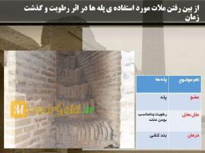دانلود پاورپوینت مرمت مسجد جامع برسیان