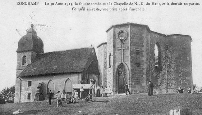کلیسای اولیه نوتردام در رونشان
