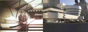 موزه گوگنهایم معماری مدرن متاخر