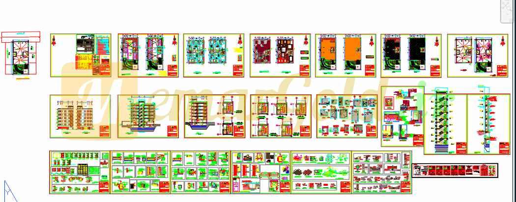 دانلود نقشه مورد تایید نظام مهندسی