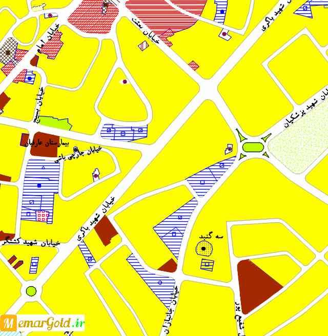 طرح تفصیلی شهر ارومیه