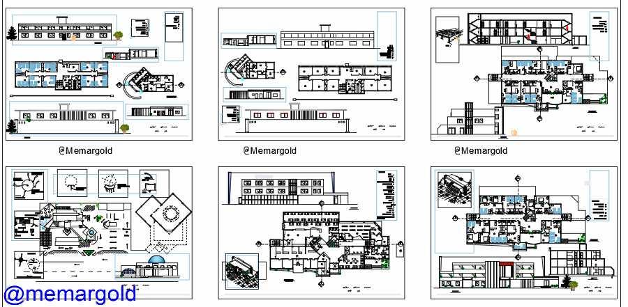دانلود نقشه و پلان اقامتگاه بین راهی