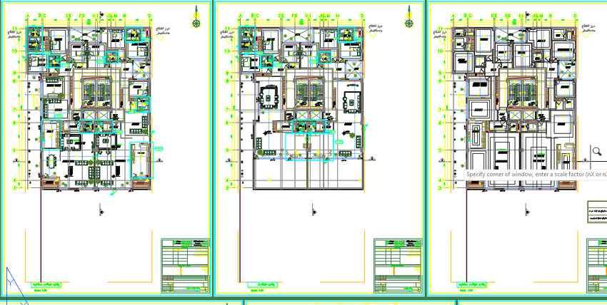 نقشه فاز 2 نظام مهندسی و شهرداری
