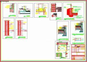 نقشه مسکونی دارای مهر نظام مهندسی