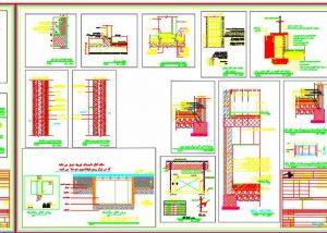 نقشه و پلان فاز 2 نظام مهندسی